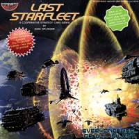 Last Starfleet - Board Game Box Shot