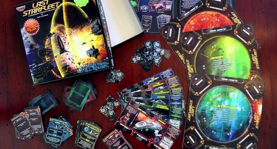 Last Starfleet components
