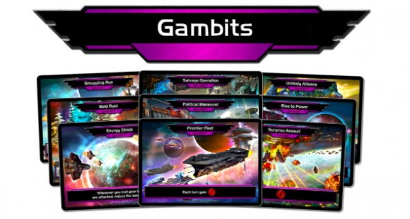 Star Realms Gambit Publisher Image