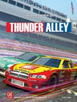 Thunder Alley - Board Game Box Shot