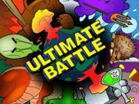 Ultimate Battle - Board Game Box Shot