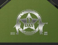 Memoir '44: D-Day Landings - Board Game Box Shot