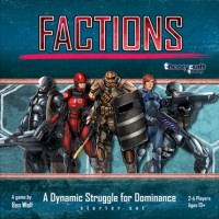 Factions - Board Game Box Shot