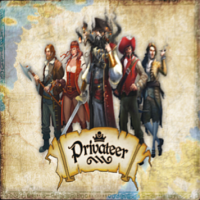 Privateer - Board Game Box Shot