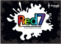 Red7 - Board Game Box Shot