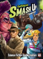 Smash Up: Science Fiction Double Feature - Board Game Box Shot