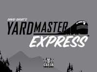 Yardmaster Express - Board Game Box Shot