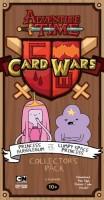Adventure Time Card Wars: Princess Bubblegum vs. Lumpy Space Princess - Board Game Box Shot