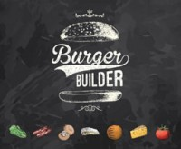 Burger Builder - Board Game Box Shot