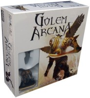 Golem Arcana - Board Game Box Shot