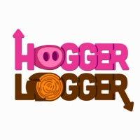 Hogger Logger - Board Game Box Shot