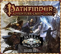 Pathfinder Adventure Card Game: Skull & Shackles (Base Set) - Board Game Box Shot