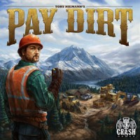 Pay Dirt - Board Game Box Shot
