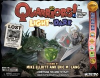 Quarriors! Light vs. Dark - Board Game Box Shot