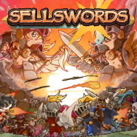 Sellswords - Board Game Box Shot
