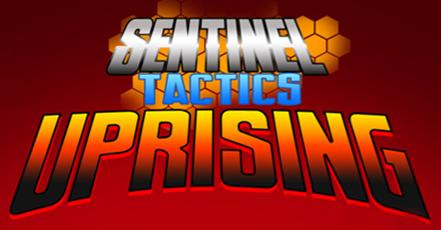 Sentinel Tactics Uprising Banner