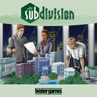 Subdivision - Board Game Box Shot