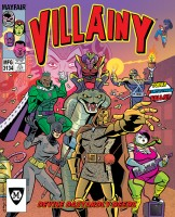 Villainy - Board Game Box Shot