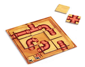 enigma Pipes puzzel