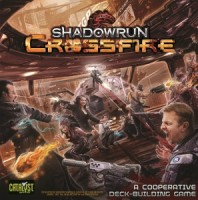 Shadowrun: Crossfire - Board Game Box Shot