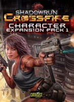 Shadowrun: Crossfire: Character Expansion Pack 1 - Board Game Box Shot