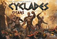 Cyclades: Titans - Board Game Box Shot
