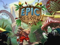 Epic Resort - Board Game Box Shot