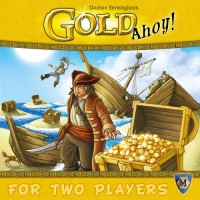 Gold Ahoy! - Board Game Box Shot