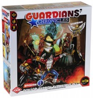 Guardians' Chronicles - Board Game Box Shot
