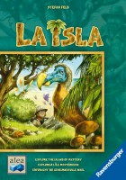 La Isla - Board Game Box Shot