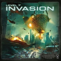 Level 7 [Invasion] - Board Game Box Shot