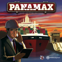 Panamax - Board Game Box Shot