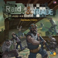 Raid and Trade - Board Game Box Shot