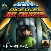 Space Cadets: Dice Duel – Die Fighter - Board Game Box Shot