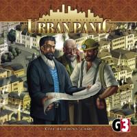 Urban Panic - Board Game Box Shot