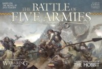 The Battle of Five Armies - Board Game Box Shot