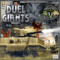 Duel of the Giants: Eastern Front - Board Game Box Shot