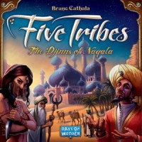 Five Tribes: The Djinns of Naqala - Board Game Box Shot