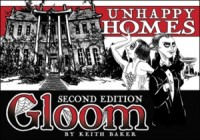 Gloom: Unhappy Homes - Board Game Box Shot
