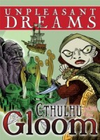 Cthulhu Gloom: Unpleasant Dreams - Board Game Box Shot