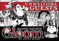 Gloom: Unwelcome Guests - Board Game Box Shot