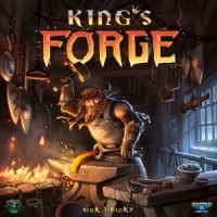 King's Forge - Board Game Box Shot