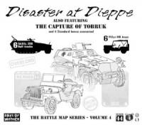 Memoir '44 Battle Maps: Disaster at Dieppe - Board Game Box Shot