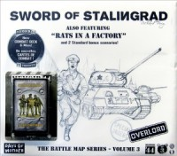 Memoir '44 Battle Maps: Sword of Stalingrad - Board Game Box Shot