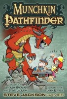 Munchkin Pathfinder - Board Game Box Shot
