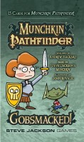 Munchkin Pathfinder: Gobsmacked! - Board Game Box Shot
