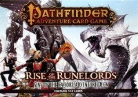 Pathfinder ACG: RotR – Sins of the Saviors Adventure Deck - Board Game Box Shot