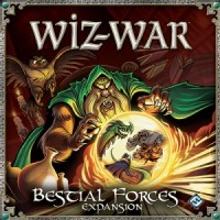 Wiz-War: Bestial Forces - Board Game Box Shot