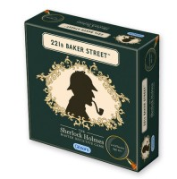 221B Baker Street: The Sherlock Holmes Master Detective Game - Board Game Box Shot