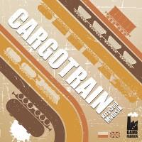 Cargotrain - Board Game Box Shot